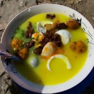 Zanzibar mix tanzania swahili street food