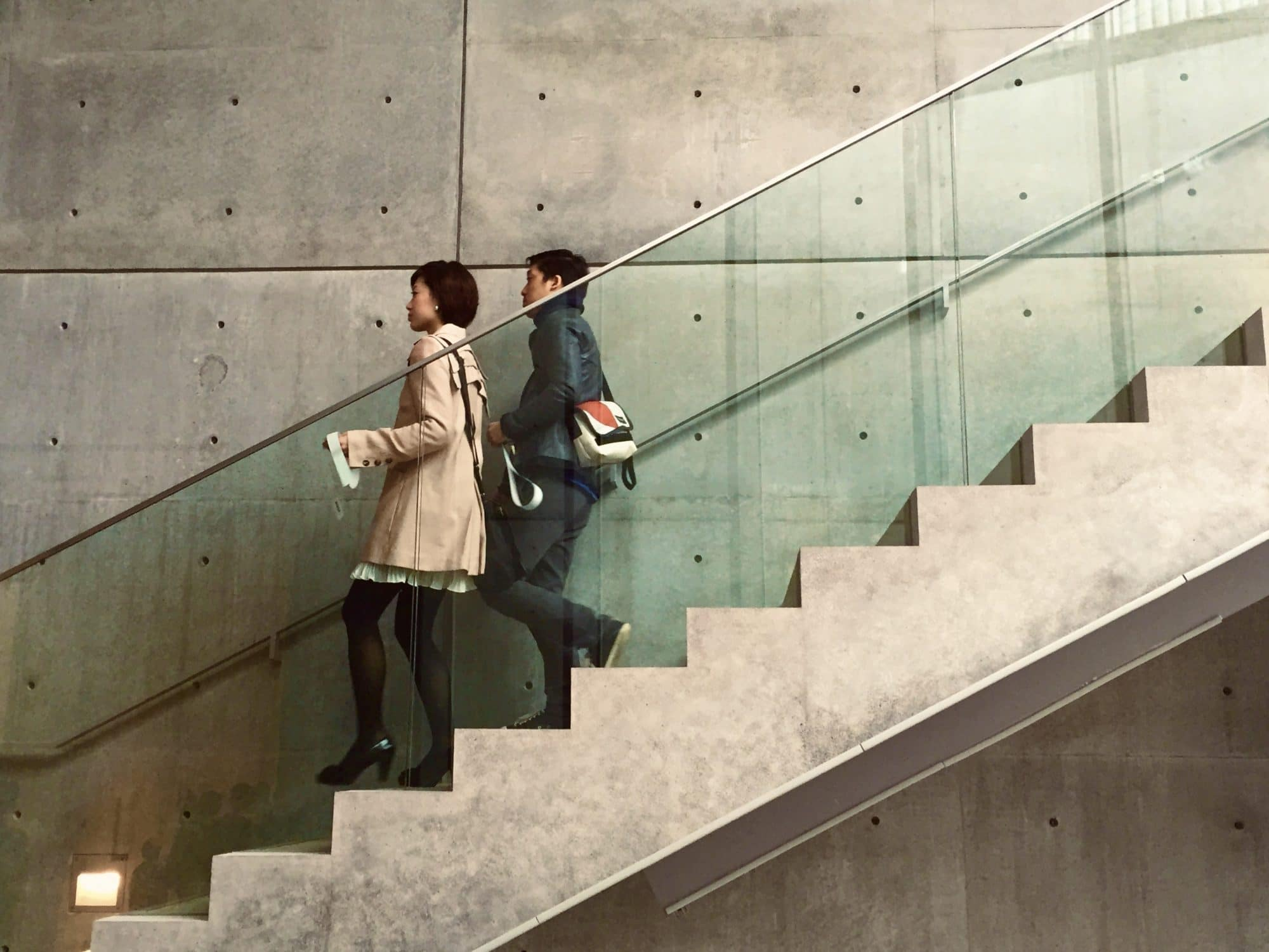 Museum in Tokyo from architect Tadao Ando